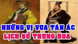 Điểm Mặt Những Vị Vua Tàn Ác Nhất Lịch Sử Trung Hoa – Xẻ Thịt Người Làm Trò Tiêu Khiển