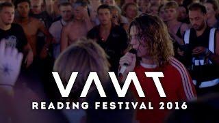 VANT - READING FESTIVAL 2016