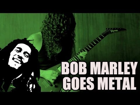 Bob Marley goes metal - Could you be loved