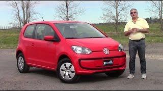 Prueba Volkswagen up