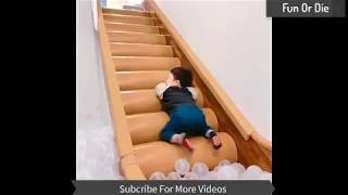 Funniest Babies Funny Video You Must Enjoy - Laughing Babies Video __ Baby Playing With Toys & Pet