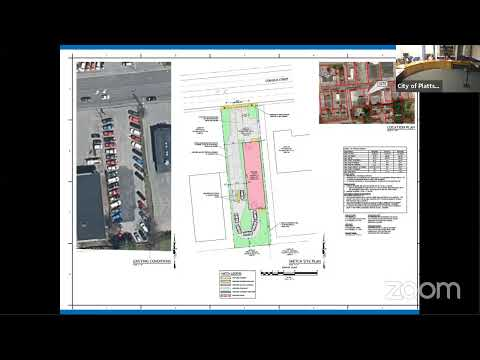 Plattsburgh City Planning Board Meeting  5-26-21