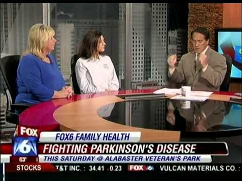 Sirote's Jeri Boyd on Good Day Alabama for Alabama Parkinson Fighters Walk