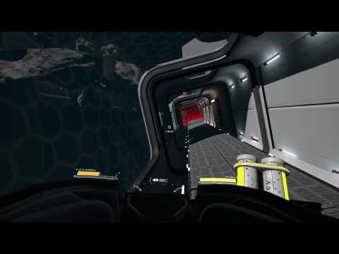 Detached – first 4 minutes of single player gameplay footage (Oculus Rift)