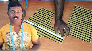 48 inch Blouse Cutting Detailed Explanation | Tailor Bro