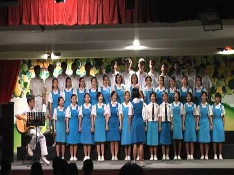 2012年合唱比赛-校园民谣组S2C1《动力火车-彩虹》