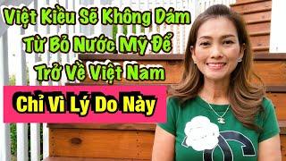 Vlog 401 ♻️ Việt Kiều Sẽ Không Dám Bỏ Mỹ Để Trở Về Việt Nam Chỉ Vì Lý Do Này