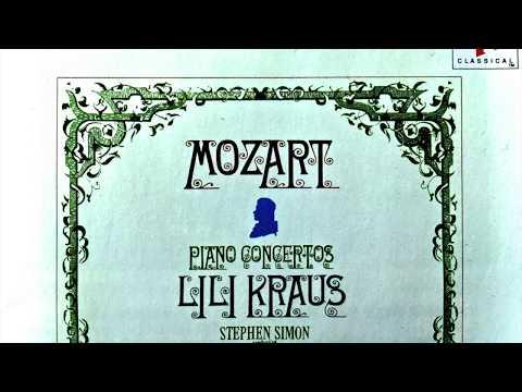 Mozart - Piano Concertos No.20,21,22,23,24,25,26,27 (recording of the Century : Lili Kraus/Simon)