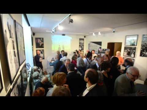 """Inaugurazione della Mostra """"Sophia Loren - … se mi dice bene…"""" di Carlo e Maurizio Riccardi"""