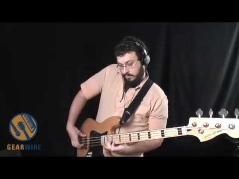 Squire Vintage Modified Jazz Bass: Bargain Vintage Tones