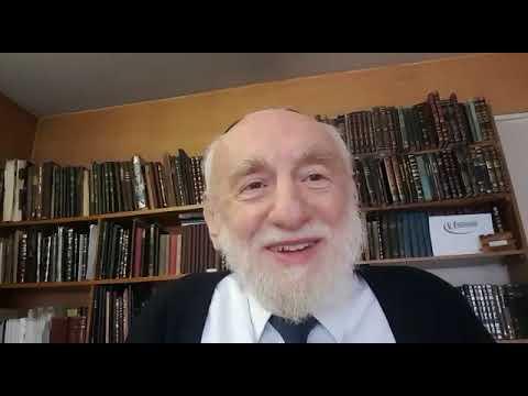 Grand Rabbin de Paris Michel Gugenheim   Jérusalem