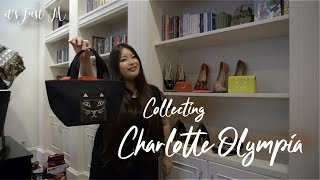 Collecting Charlotte Olympia