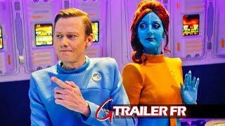Black Mirror - U.S.S. Callister Bande Annonce VOSTFR (Série Netflix - 2017)
