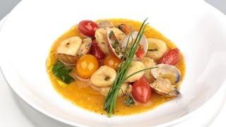 Le ricette di Bruno Barbieri: Gnocchi di patate in guazzetto