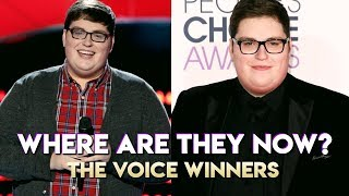 Where Are They Now? - The Voice Winners (Seasons 6-10)
