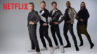 Queer eye saison 3 :  bande-annonce VOST