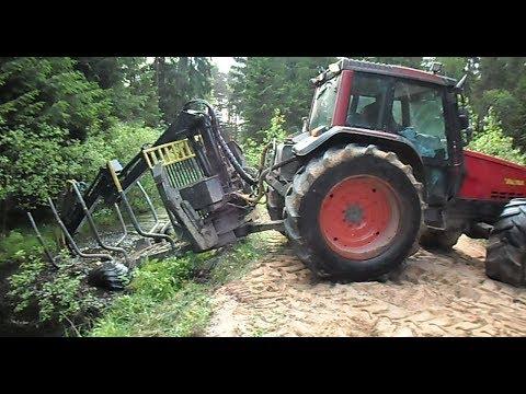 тюнинг ремонт и покраска трактора юмз :: VideoLike