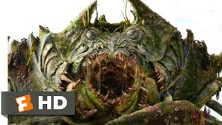 Love and Monsters (2021) - The Crab-Monster Attacks Scene (8/10) | Movieclips