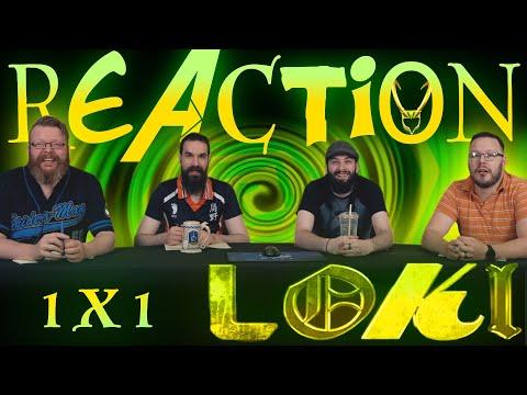 "Loki 1x1 REACTION!! ""Glorious Purpose"""