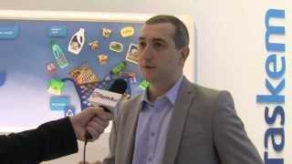 Brazilian producer of biopolymers at K 2013