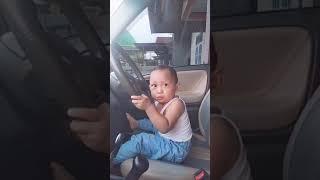 Baby Arzu Car Test Driver