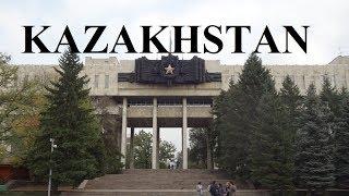 Kazakhstan/Almaty Panfilov Park Part 14