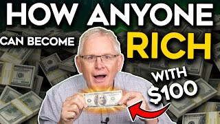 Millionaire Tries The Investing $100 Challenge (This Is How to Invest For Beginners EP. 1)