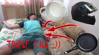 Đừng Ngủ Khi Đám Bạn Còn Thức | 360hot REN Vlogs