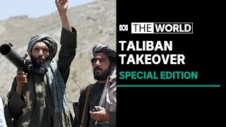 Taliban Seizes Power: The World Afghanistan special edition   ABC News