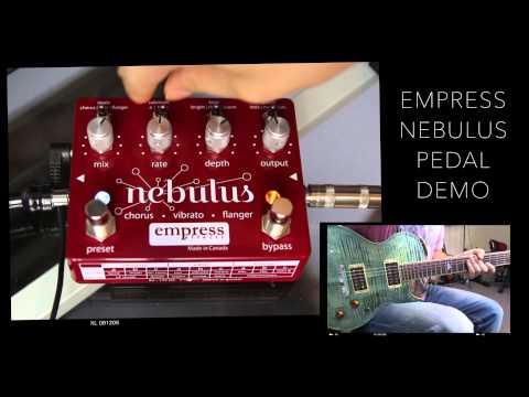 Empress Nebulus Chorus Flanger Vibrato