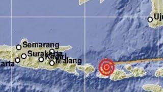 BREAKING NEWS: Gempa Kembali Guncang Lombok, Berkekuatan 6,5 SR