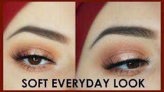 Easy Everyday Makeup Tutorial | Morphe 35O