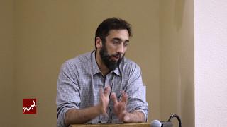 The Right Approach to Duaa - Khutbah by Nouman Ali Khan