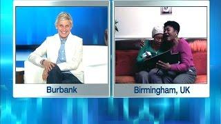 Ellen Surprises Her Biggest UK Fans