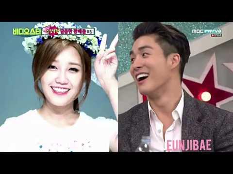 [MBC Video Star] APINK's JUNG EUNJI phone call with Actor SEO HA JOON cut