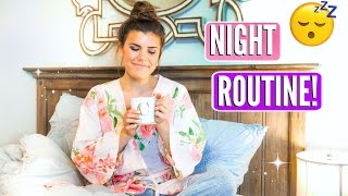 My Everyday Night Routine: Getting Ready for Bed!