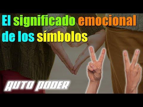 El significado emocional de los símbolos | Ingeniero Gabriel Salazar
