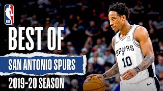 Best Of San Antonio Spurs | 2019-20 NBA Season