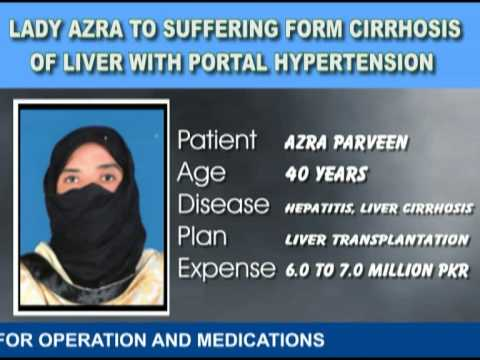 Saylani Need Medical Help to Azra Parveen
