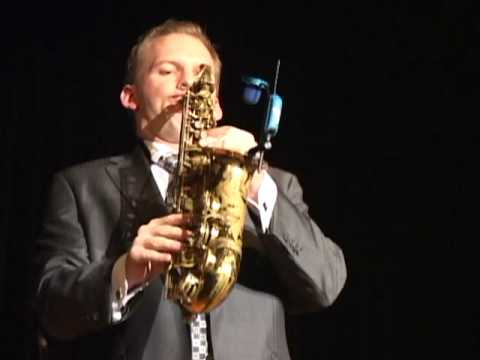 2nd Live show reel with classic saxophone audience favorites.