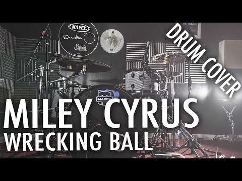 Baixar Miley Cyrus - Wrecking ball (Drum Cover) Sorry