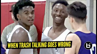 When Trash Talking Goes Wrong! Josh Christopher SNAPS ON 'EM!! Mayfair Puts On a SHOW AGAIN!