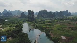 Dương Sóc, cảnh quan đẹp nhất trên thế giới