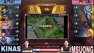Team Kinas vs Team MSuong | Showmatch Chung Kết Áo Dài Đại Chiến 2018