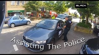 Assisting The Police!