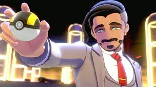 Pokémon Sword & Shield - Chairman Rose Battle