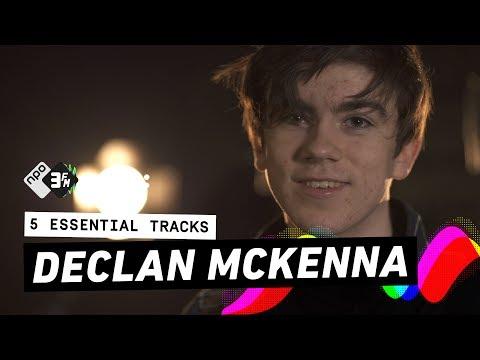 Declan McKenna loves Peter Gabriel and David Bowie | 5 Essential Tracks | 3FM
