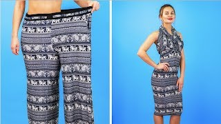 8 BRILLIANT CLOTHES HACKS FOR GIRLS || Cool DIY Ideas