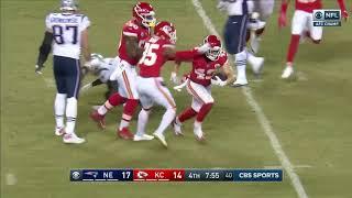 Patriots vs  Chiefs AFC Championship Highlights   NFL 2018 Playoffs