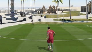 Secret Football Pitches on FIFA 19👀 ft. Journey Mode/Ultimate Team/Career Mode